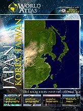 The World Atlas - Japan, Korea,Taiwan