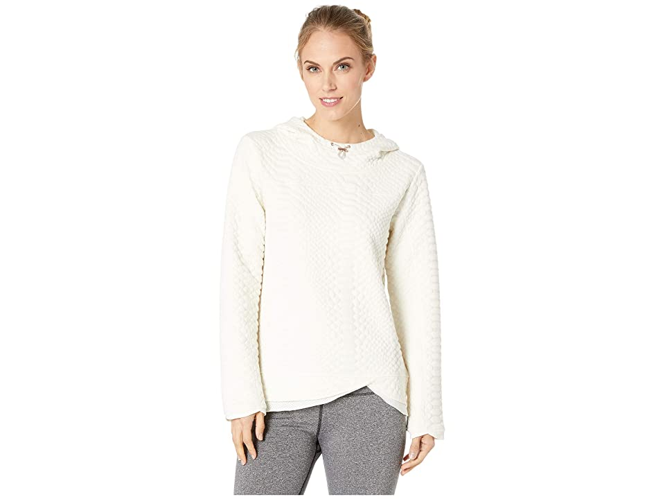 SHAPE Activewear Restore Hooded Sweatshirt (Pristine) Women