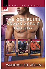 The Complete Adams Affair Trilogy: An Anthology Kindle Edition