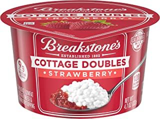 Breakstone's Cottage Doubles Strawberry & Cottage Cheese (4.7 oz Cup)