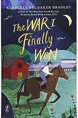 The War I Finally Won Paperback