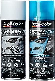 Dupli-Color ECWRC8700 Custom Wrap Glow in the Dark Blue