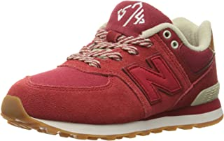 New Balance KL574V1 Pre Collegiate Pack Fashion Sneaker (Little Kid)