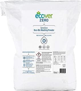 Ecover Zero (Non Bio) 洗衣粉 7500克