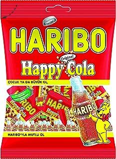 Haribo Jelly Candy Mini Happy Cola Maxi Bag, 200G