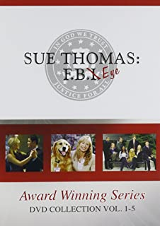Sue Thomas F.B.Eye Collection Volumes 1-5