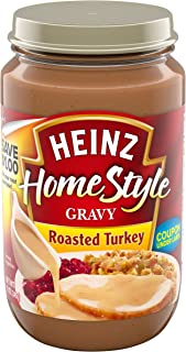 Heinz Homestyle, Roasted Turkey Gravy, 12 oz