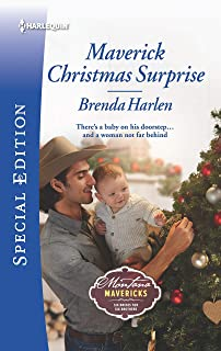Maverick Christmas Surprise (Montana Mavericks: Six Brides for Six Brothers)