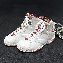 Pair Air Jordan VII 7 Retro Hare Bugs Bunny OG Sneakers Shoes 3D Keychain 1:6 Figure