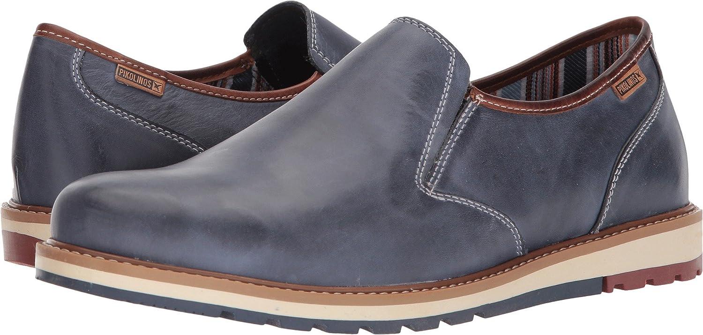 PIKOLINOS Mens Berna M8J-3115 Loafer Shoes, Nautic/Cuero, 40 EU / 6.5-7 US