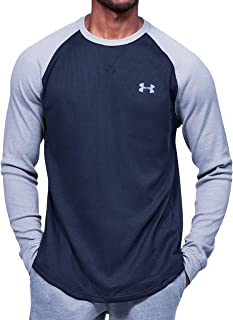 Under Armour Men's UA Waffle Crew Long Sleeve