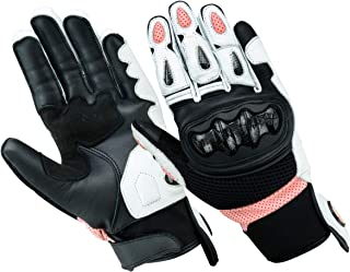 LVNRIDS 1 Pair Unisex Sports Motorbike Riding Gloves Full Finger Protective Touch Screen Gloves