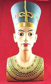 Large Egyptian Queen Nefertiti Bust Statue 18