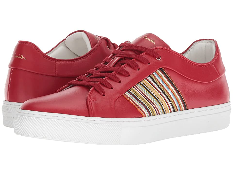 Paul Smith Ivo Sneaker (Red) Men