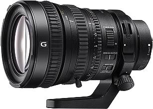 Sony 28-135mm FE PZ F4 G OSS Full-frame E-mount Power Zoom Lens (Renewed)