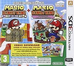 Mario And Donkey Kong: Minis On The Move + Mario Vs Donkey Kong: Minimario Alla Riscossa [Importación Italiana]