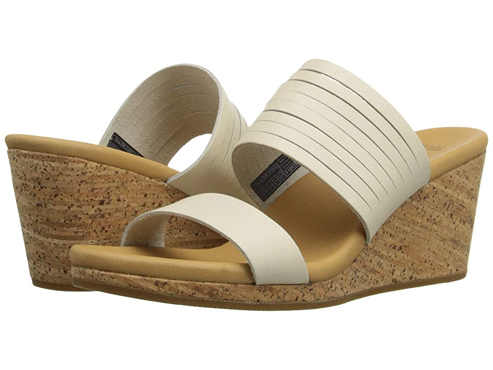 Teva Arrabelle Slide Leather (White) Women