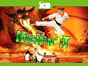 disney kickin it dvd