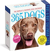365 Dogs Page-A-Day Calendar 2021 Book PDF