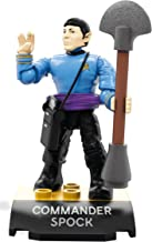 Mega Construx Heroes Commander Spock Building Set