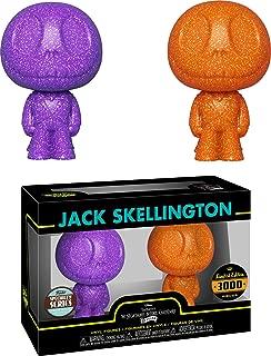 Funko Hikari XS: Nightmare Before Christmas Jack Skellington Figures (2 Pack)