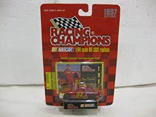 Bill Elliott #94 McDonalds Ford Thunderbird Nascar In Red Diecast 1:64 Scale 1997 Edition By Racing Champions