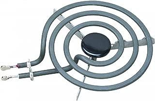 Repairwares Universal 6 Inch Surface Burner Heating Element WB30T10075 WB30X254 WB30T10023 Y04000036 WB30X0254 WB30K10005 WB30X5094