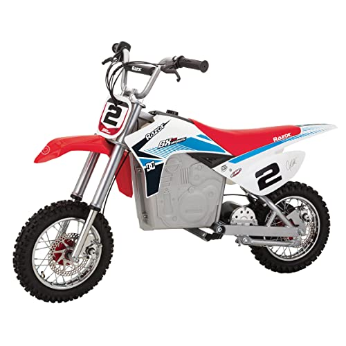 9c6b6098700 Razor Dirt Rocket SX500 McGrath Electric Motocross Bike