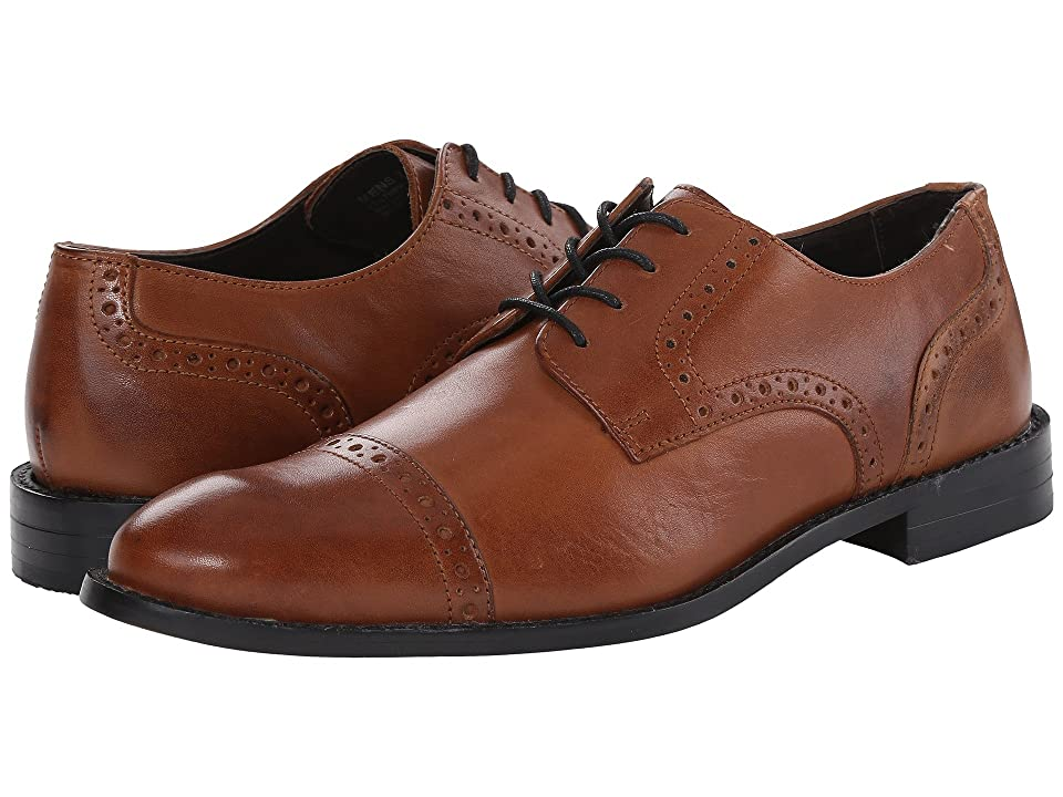 Stacy Adams Prescott (Tan Leather) Men