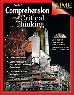 Comprehension and Critical Thinking Grade 5 (Comprehension & Critical Thinking)