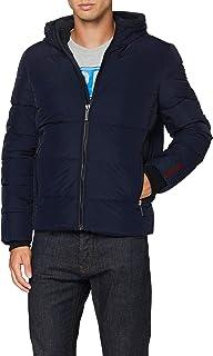 Superdry Sportjack voor heren, gewatteerde jas