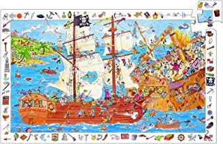 Pirates Observation Puzzle - 100 pcs