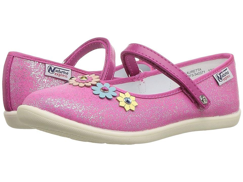 Naturino Express Lauretta (Toddler/Little Kid) (Fuchsia) Girls Shoes