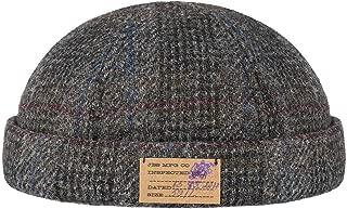 Harris Tweed Vangordon Docker Hat Men - Made in The EU