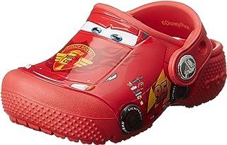 Crocs Boys Fun Lab Cars Clog Comfort Shoes