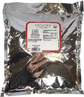 Frontier Co-op Saint John's Wort Herb, Cut & Sifted, Certified Organic 1 lb. Bulk Bag