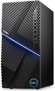 Dell ゲーミングデスクトップパソコン Dell G5 ブラック Win10/Core i7-10700F/16GB/512GB SSD+2TB HDD/GTX1660Ti DG80VRA-ANLB