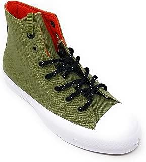 converse fatigue green
