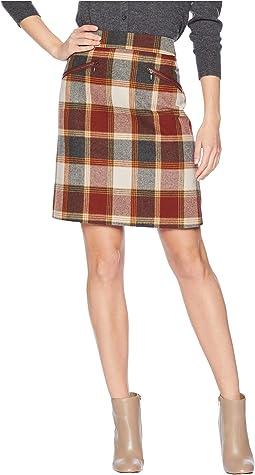 Marlowe Wool Skirt