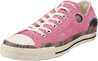 Converse Chuck Taylor Patchwork Ox Ankle-High Canvas Fashion Sneaker