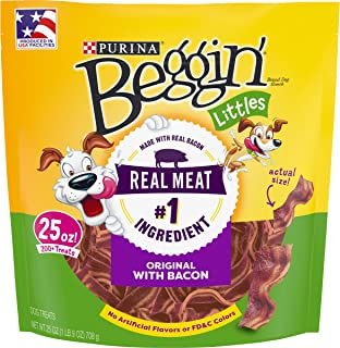 Purina Beggin Littles Flavor Treats
