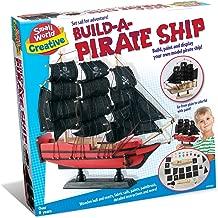 Small World Toys Creative - Build a Pirate Ship