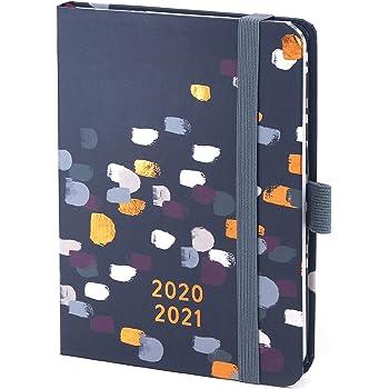 Boxclever Press Enjoy Everyday Schuljahresplaner 2020//21 Wochenplaner.
