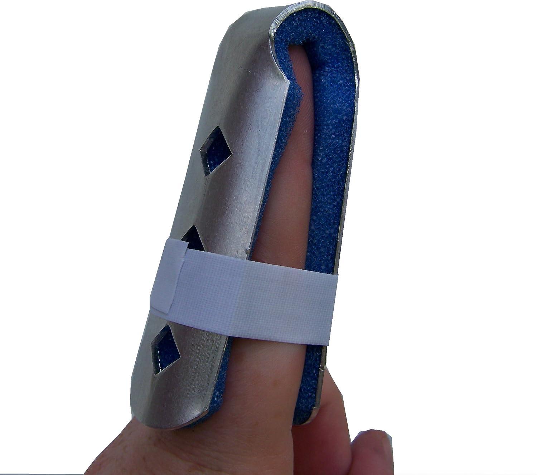 Alpha Medical quality assurance Fold Over Finger B Jammed Cot Splint Popular standard