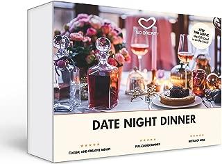 romantic dinner gift cards