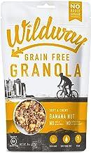 product image for Wildway Keto, Vegan Granola | Banana Nut | Certified Gluten Free, Paleo, Grain Free, Non GMO, Dairy Free, No Artificial Sweetener | 8oz