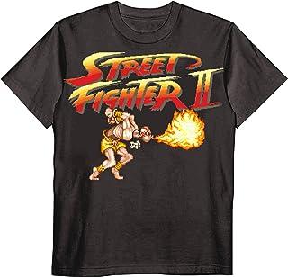 (テラソラル) terasolar ストリートファイターⅡ ダルシム Tシャツ