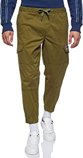 Tommy Jeans Men's TJM Tapered Cuffed Cargo Pants (pack of 1)