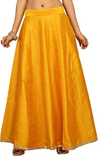 5e4ae0a3c480 Yellows Women's Skirts: Buy Yellows Women's Skirts online at best ...