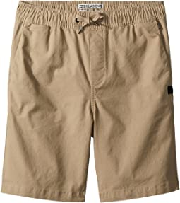 Billabong Kids Larry Layback Shorts (Toddler/Little Kids)